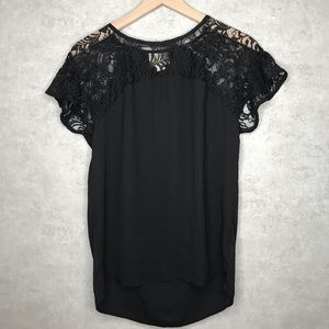 Maeve Lace Blouse Anthropologie